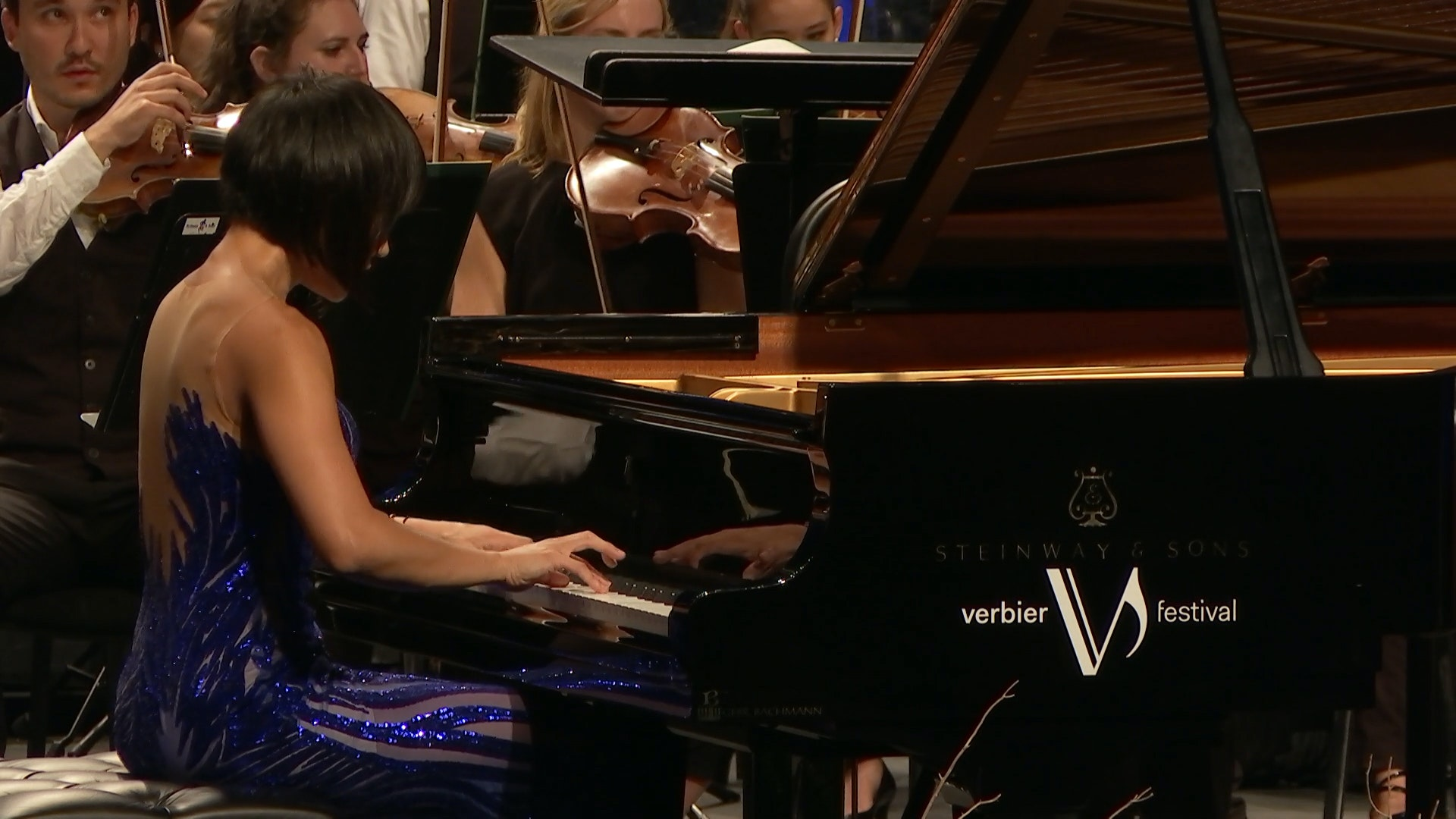 Gianandrea Noseda conducts Prokofiev – With Yuja Wang