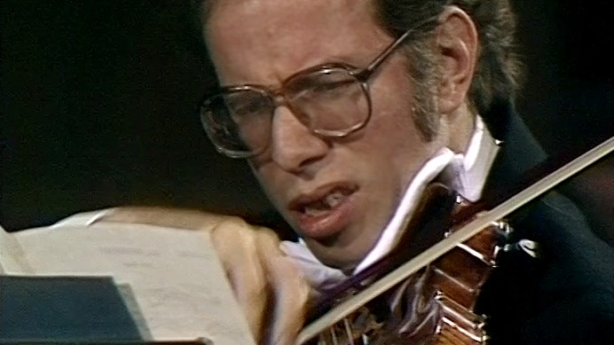 Gidon Kremer plays Alban Berg's Concerto for violin