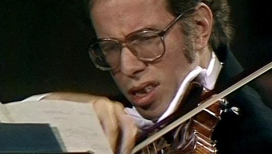 Gidon Kremer interpreta el Concierto para violín de Alban Berg