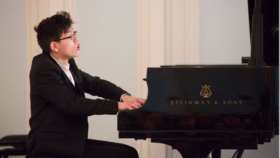 Grand Piano Competition: Round II, day 2