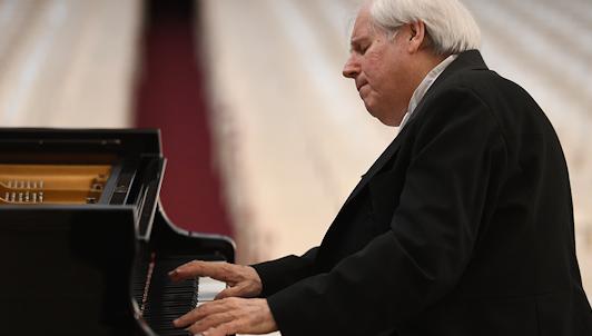 Grigory Sokolov en recital