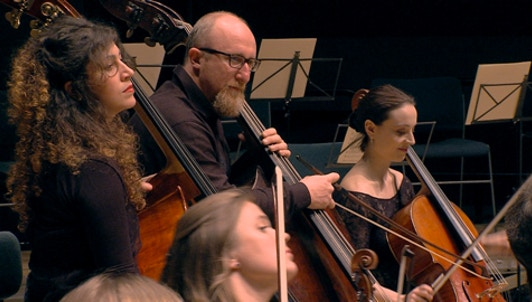 David Grimal and Les Dissonances perform Dutilleux's Ainsi la nuit (Thus the night)