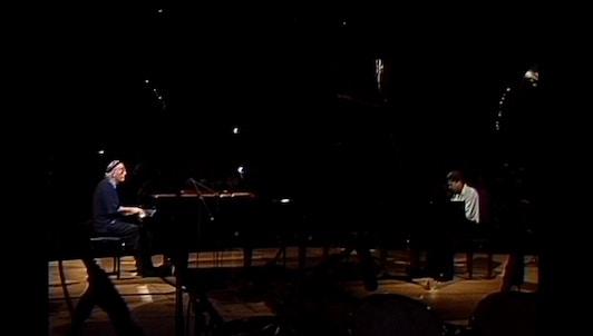 Gulda and Hancock, Live at the Munich Summer Piano Festival