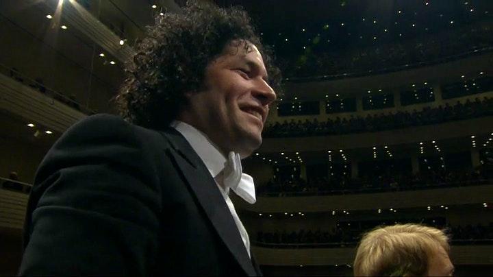 Gustavo Dudamel conducts Rossini, Bernstein, Ravel and Orbón