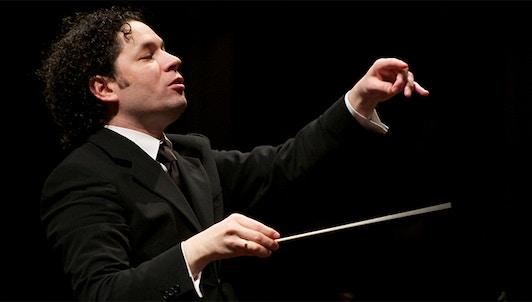 Gustavo Dudamel dirige Orbón et Mahler : Symphonie n°5