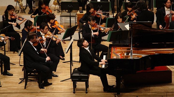 Hamamatsu International Piano Competition - Final Round (I/II)