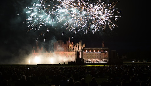 Hervé Niquet and Le Concert Spirituel perform Handel's Music for the Royal Fireworks