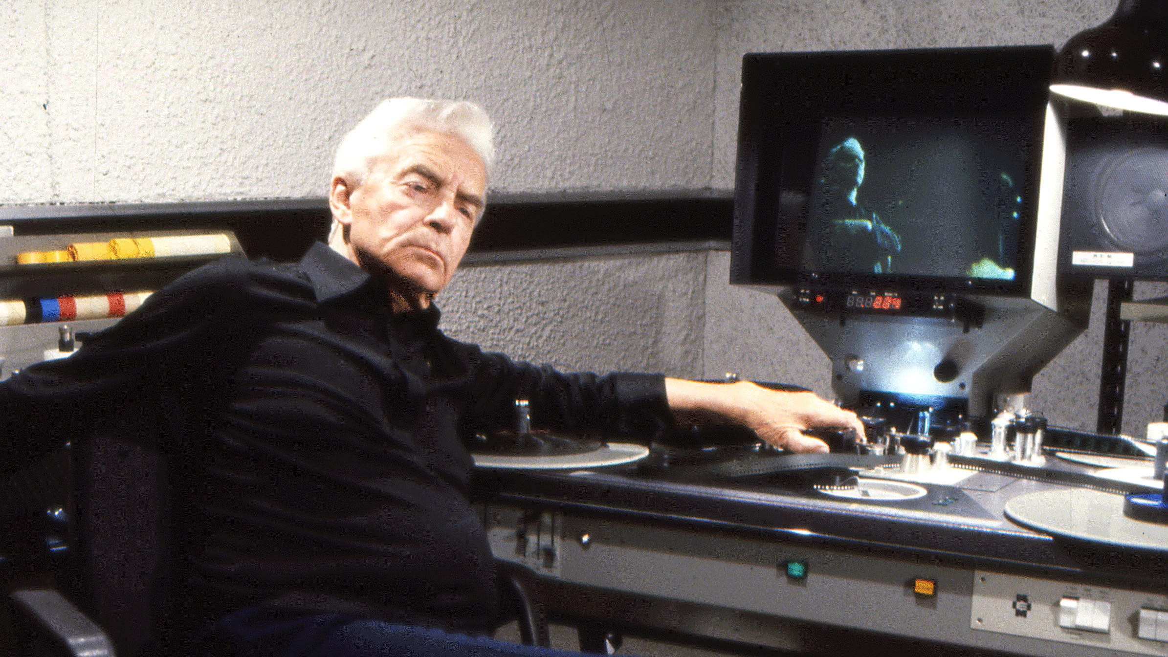 Herbert von Karajan, Maestro for the Screen