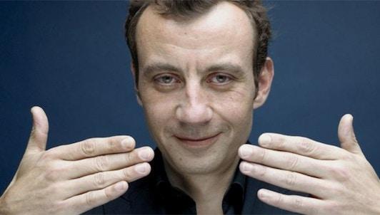 Hervé Boissière on medici.tv