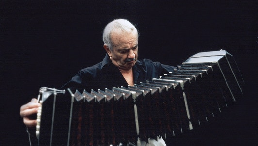 Homage to Astor Piazzolla