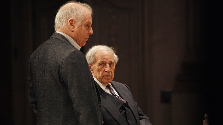 Homage to Pierre Boulez on occasion of his 85th birthday