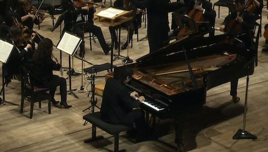 Honens International Piano Competition – Final (III/VII)