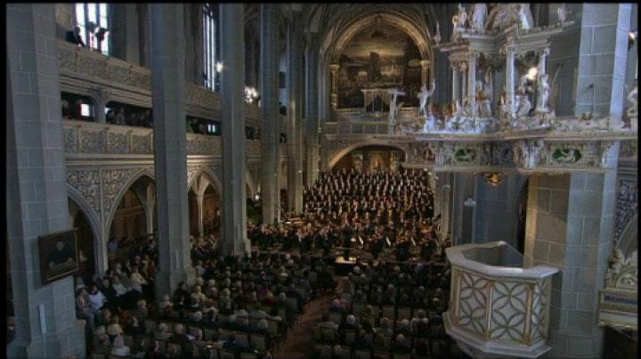 Howard Arman dirige un concert de commémoration pour Haendel