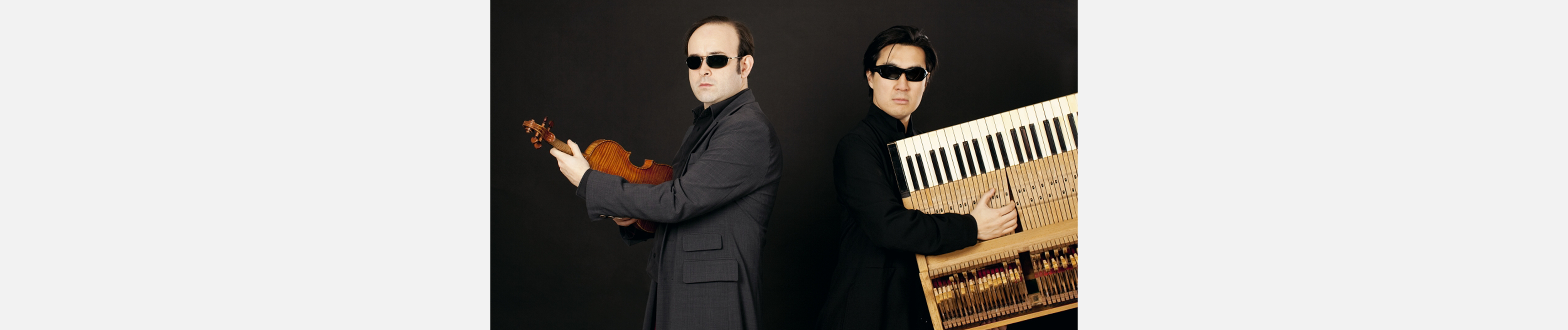 BIG Nightmare Music: Igudesman and Joo plays Mozart, Rachmaninov, Bach, Vivaldi, Strauss, Beethoven, Igudesman and Joo