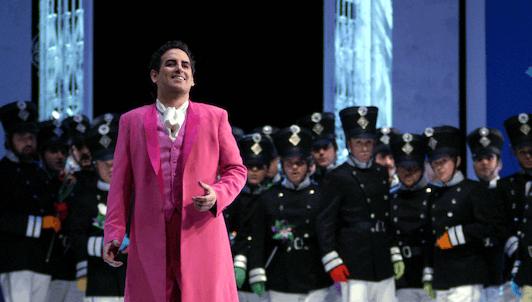 El barbero de Sevilla de Rossini