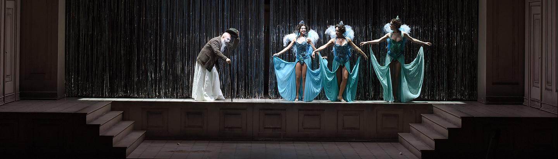 Il Ritorno d'Ulisse in patria – Monteverdi