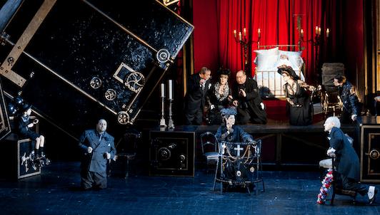 Il trittico de Puccini: Gianni Schicchi (III/III)