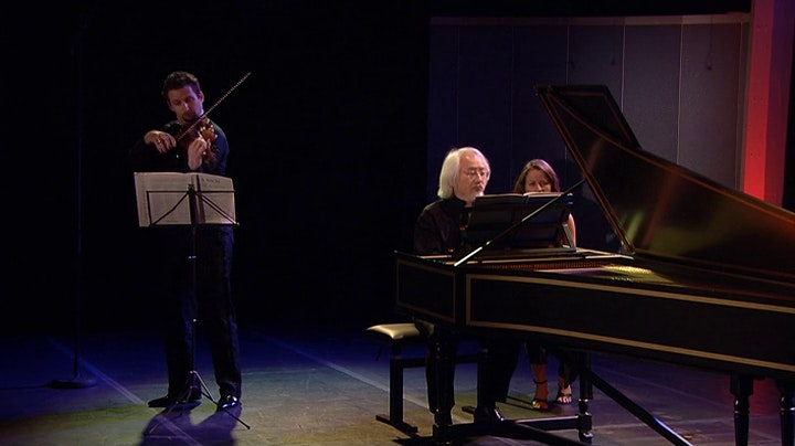 Ilya Gringolts and Masaaki Suzuki perform Bach Sonatas