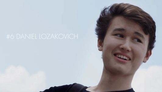 Throwback #6, interview avec Daniel Lozakovich