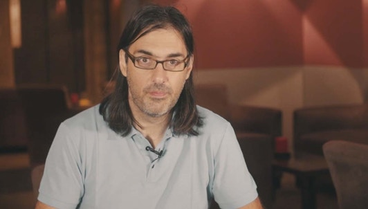 Interview avec Leonidas Kavakos