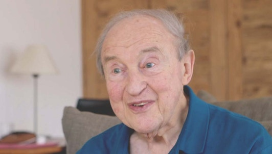 Interview with Menahem Pressler
