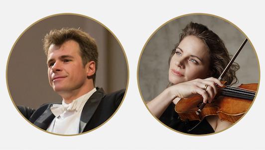 Jakub Hrůša conducts Tchaikovsky, Glazunov, and Shostakovich — With Julia Fischer