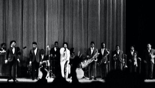 James Brown Live at the Olympia