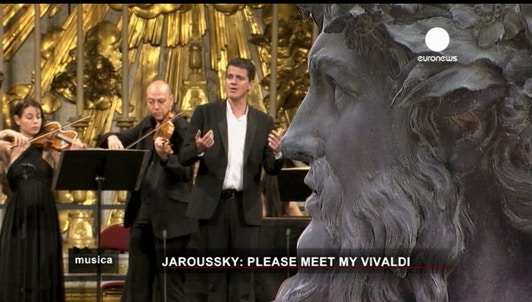 Philippe Jaroussky: Please meet my Vivaldi
