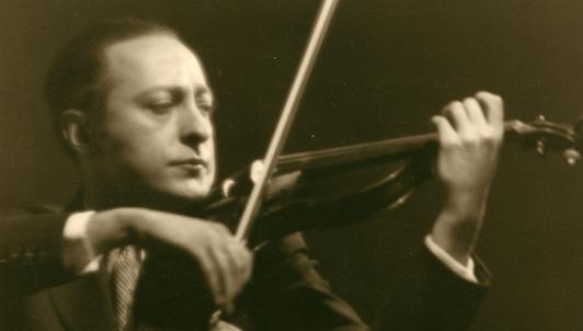 Un virtuose sans égal, Le violoniste Jascha Heifetz