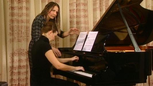 Joanna MacGregor enseigne Messiaen : Vingt Regards sur L'Enfant-Jésus