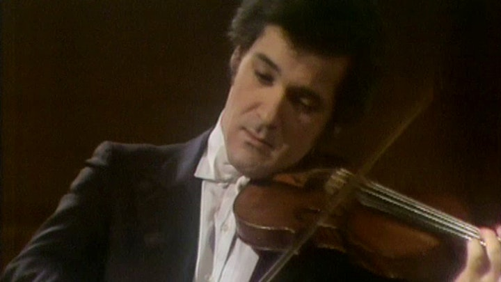 Pinchas Zukerman and Marc Neikrug play Brahms's F.A.E. Scherzo and Sonata No. 1