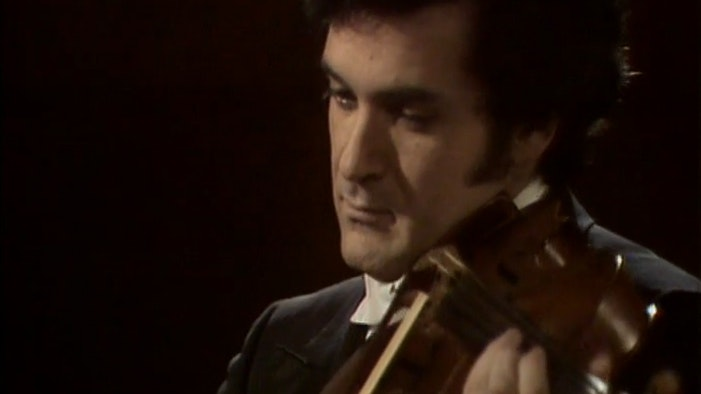 Pinchas Zukerman and Marc Neikrug play Brahms: The Violin and viola Sonatas – Op. 120 Nos. 1 & 2