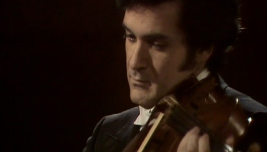 Pinchas Zukerman and Marc Neikrug play Brahms Viola and Piano Sonatas