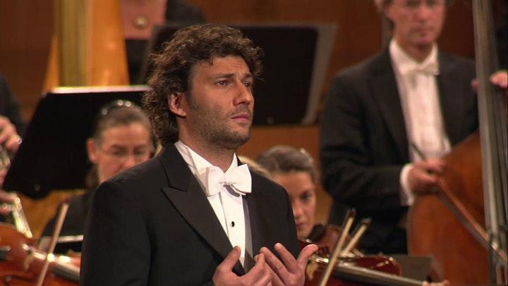 Jonas Kaufmann: « Sehnsucht » (Désir)