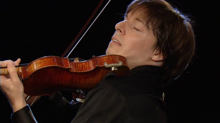 Joshua Bell, Yuja Wang and the Verbier Festival Chamber Orchestra perform Schumann and Beethoven