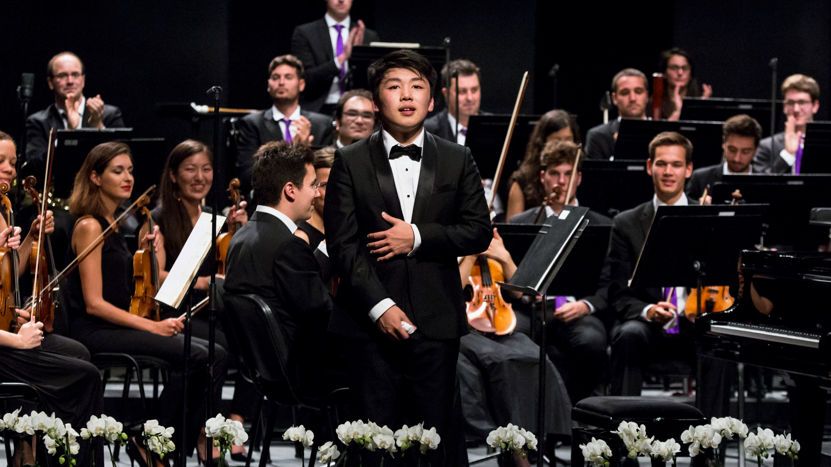 Joshua Weilerstein conducts Saint-Saëns and Bizet – With George Li