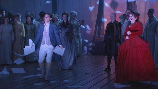 Juan Diego Flórez fait ses débuts dans Les Contes d'Hoffmann