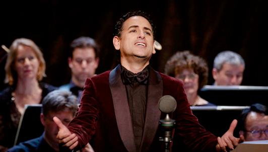 Juan Diego Flórez chante Mozart