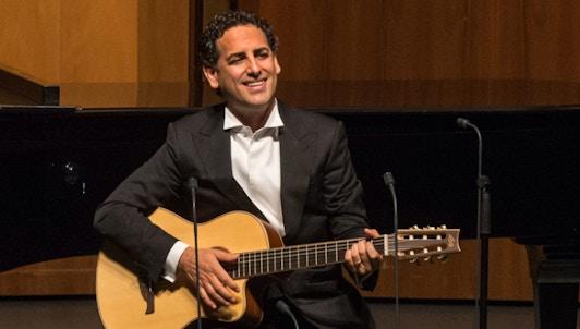 Juan Diego Flórez sings Leoncavallo, Tosti, Rossini, Donizetti, Duparc and Gounod – With Vincenzo Scalera