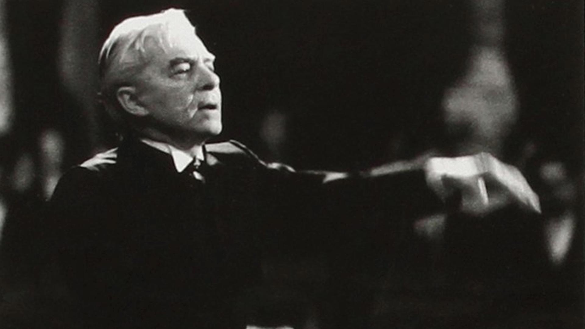 Herbert von Karajan dirige la Messe solennelle de Beethoven