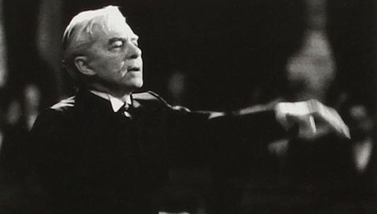 Herbert von Karajan conducts Beethoven's Missa solemnis