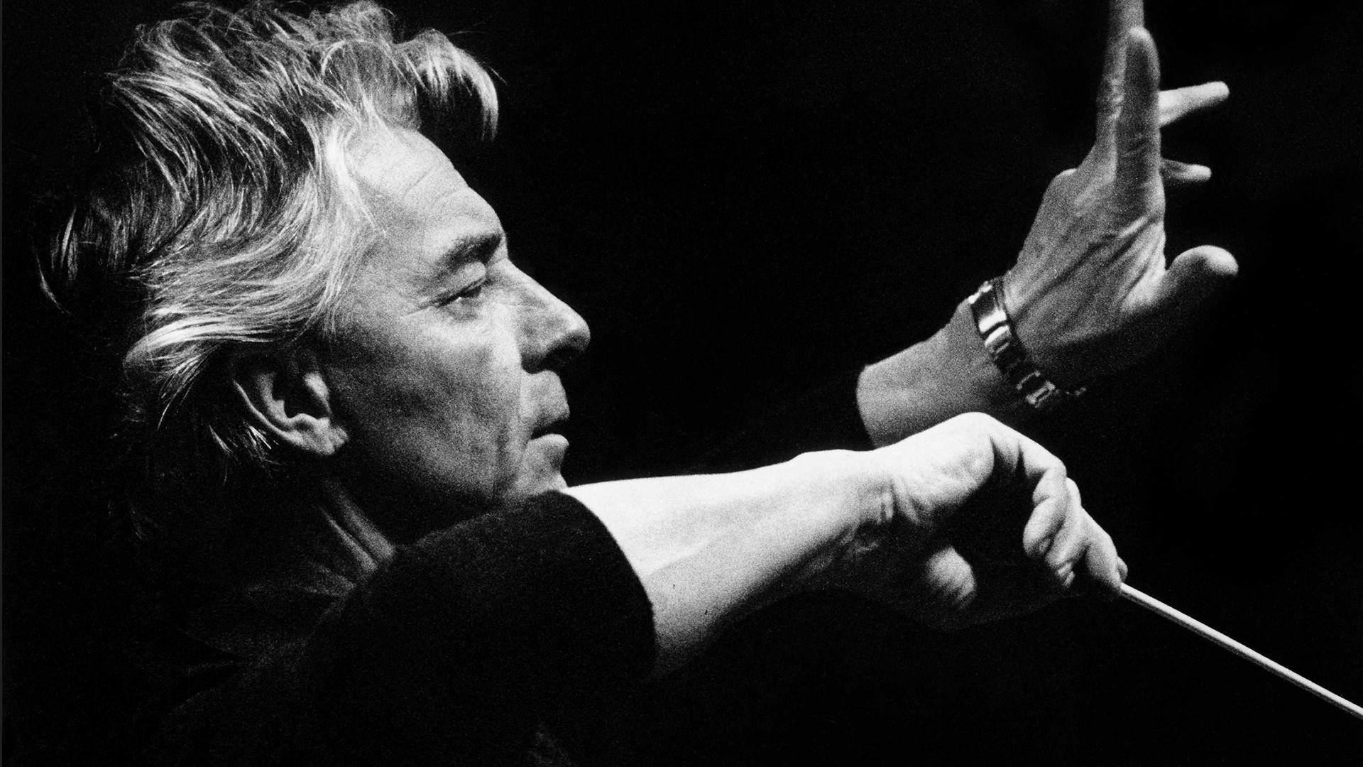 Herbert von Karajan dirige la Symphonie n°2 de Brahms