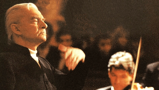Herbert von Karajan dirige la Symphonie n°8 de Bruckner