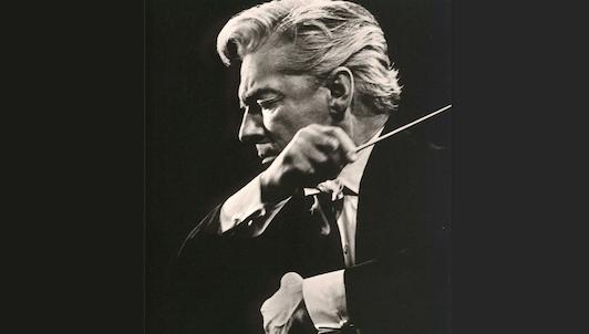 Herbert von Karajan dirige la Sinfonía n°. 9 de Bruckner