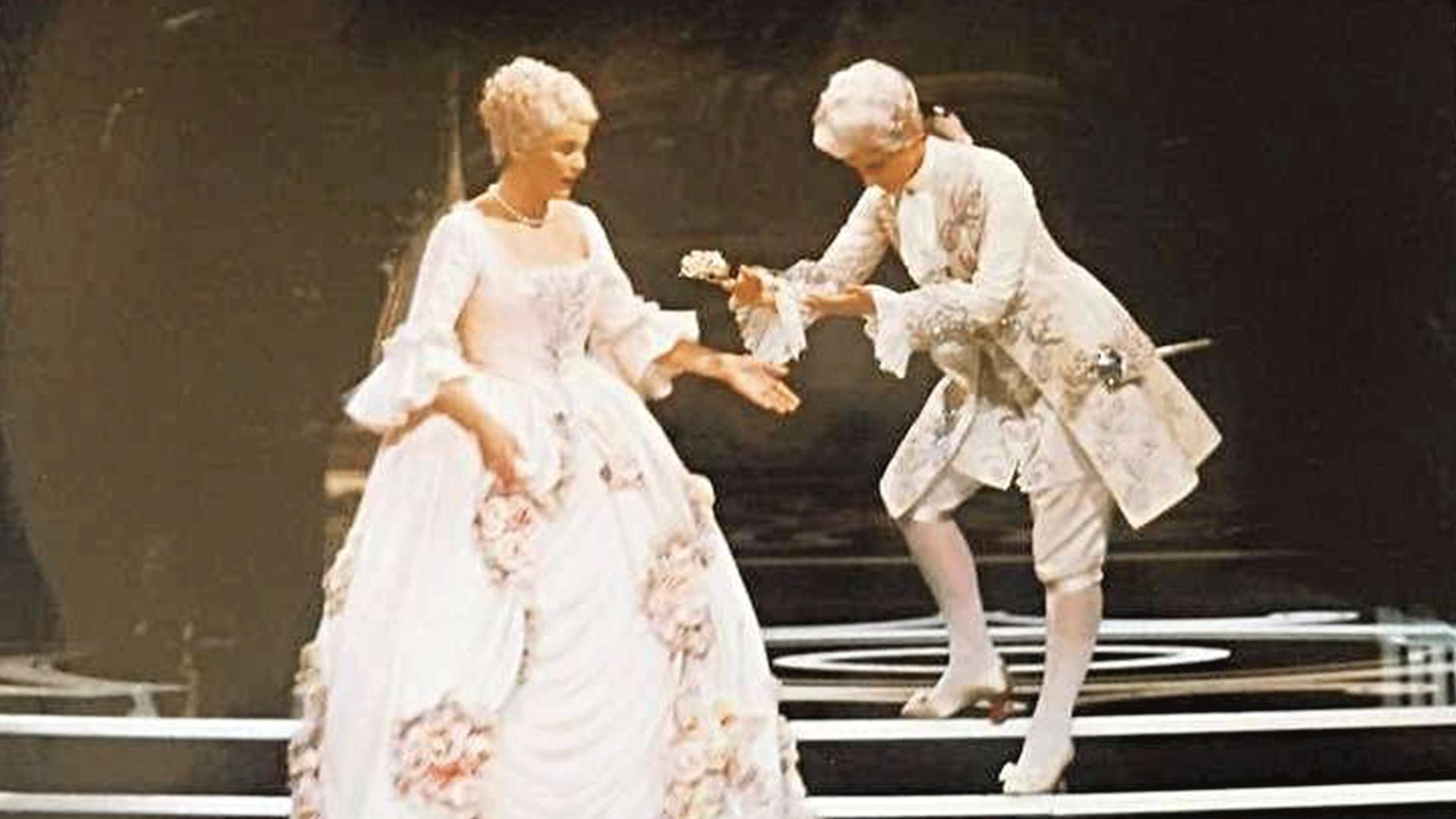 Herbert von Karajan dirige Le Chevalier à la rose de Strauss