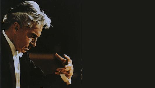 Herbert von Karajan dirige la Sinfonía n.° 5 de Chaikovski