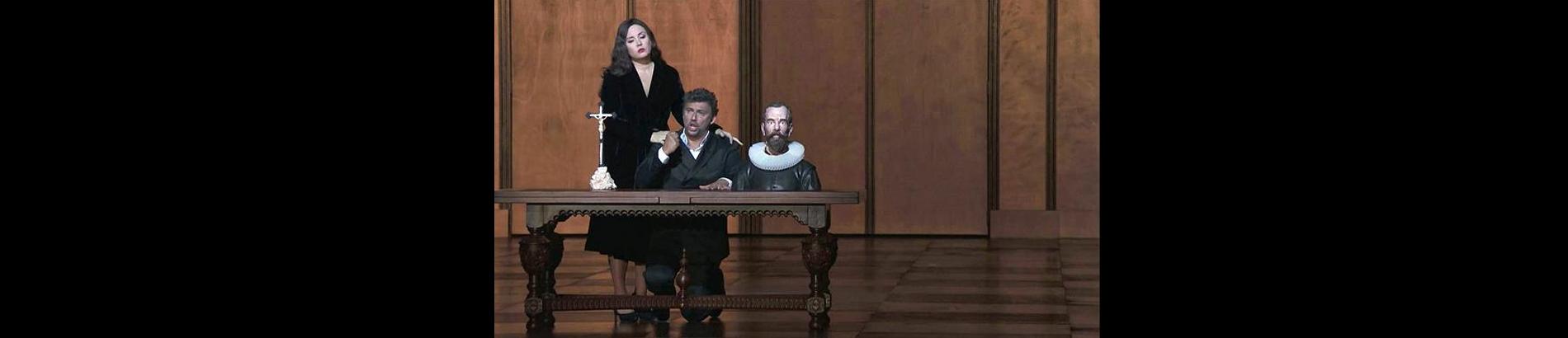 Kaufmann and Yoncheva star in Verdi's Don Carlos