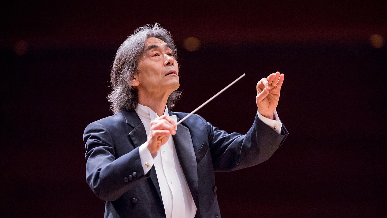 Kent Nagano dirige Strauss, Jordan Pal et Brahms — Avec Rudolf Buchbinder