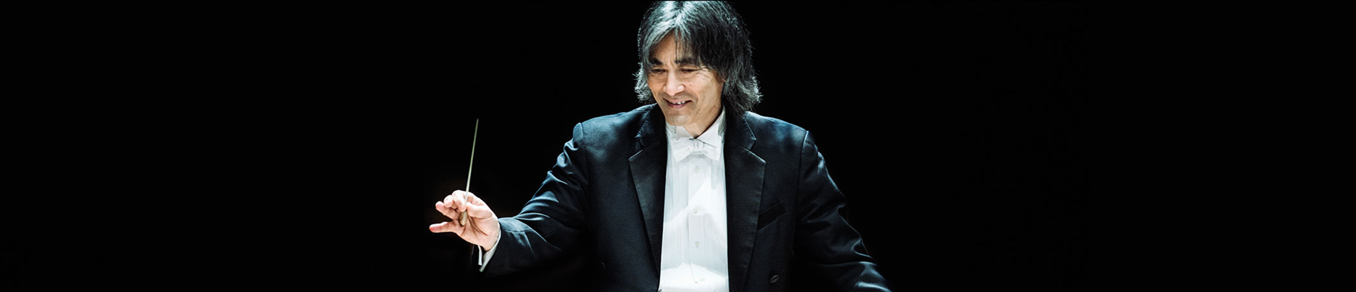 Kent Nagano conducts Dvořák and Moussa – With Moment Factory