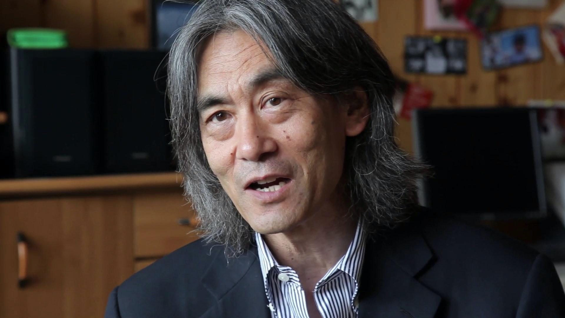 Kent Nagano: Interview